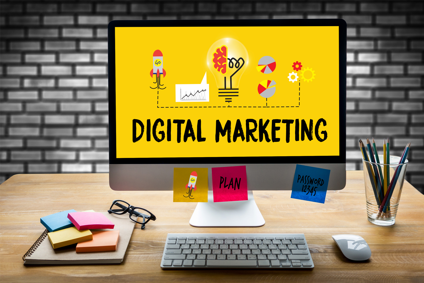 Digital marketing role in business development