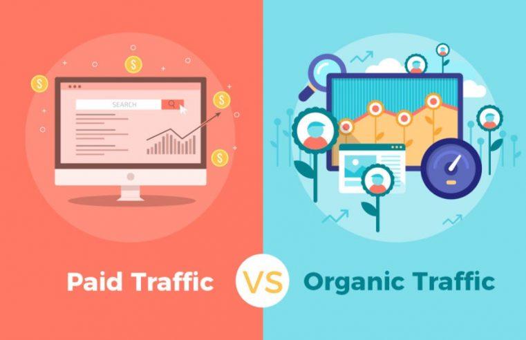 paid vs organic