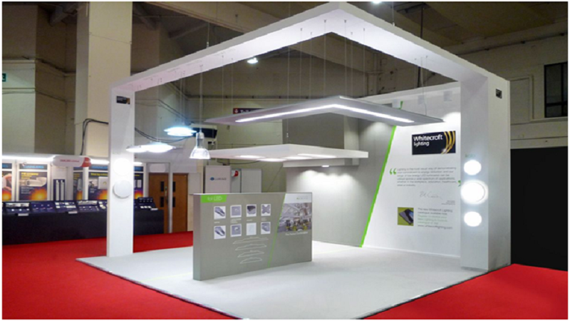 Design Exhibition Stand That Can Increase Footfall